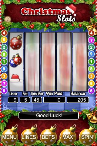 Christmas Slots