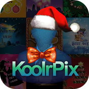 KoolrPix Holiday Studio icon