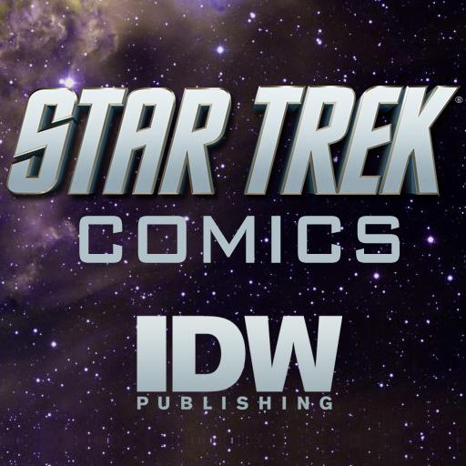 free Star Trek Comics iphone app