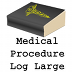 Medical Procedure Log Large