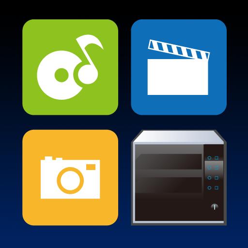 free SmartStor Fusion Stream DLNA Digital Media App iphone app