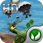 Paratroopers: Air Assault HD icon