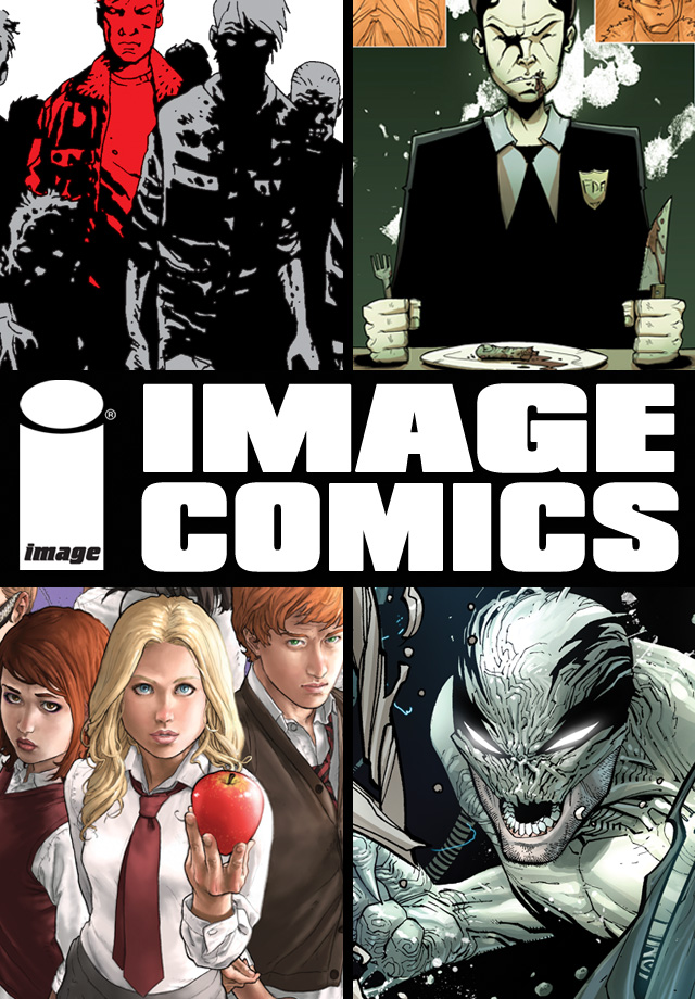 Image Comics free app screenshot 1