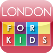 London for Kids for iPad icon