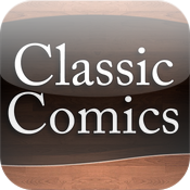 Classic Comics for iPad icon