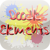 Doodle Elements - 9 in 1 doodling app! icon