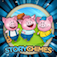 Three Little Pigs StoryChimes Match Game for iPhone