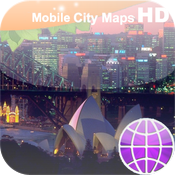 Australia Maps HD icon