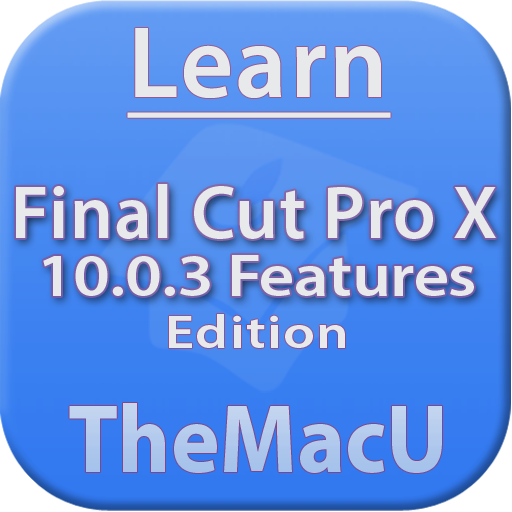 learning final Welcome to the learning final cut pro x training series: a totally free training series that will get you up to speed and working with final cut pro x in little to no time.
