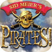 Sid Meier's Pirates! for iPad icon