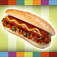 Hot Dog Chef FREE - cook, eat, share beatiful hot dogs