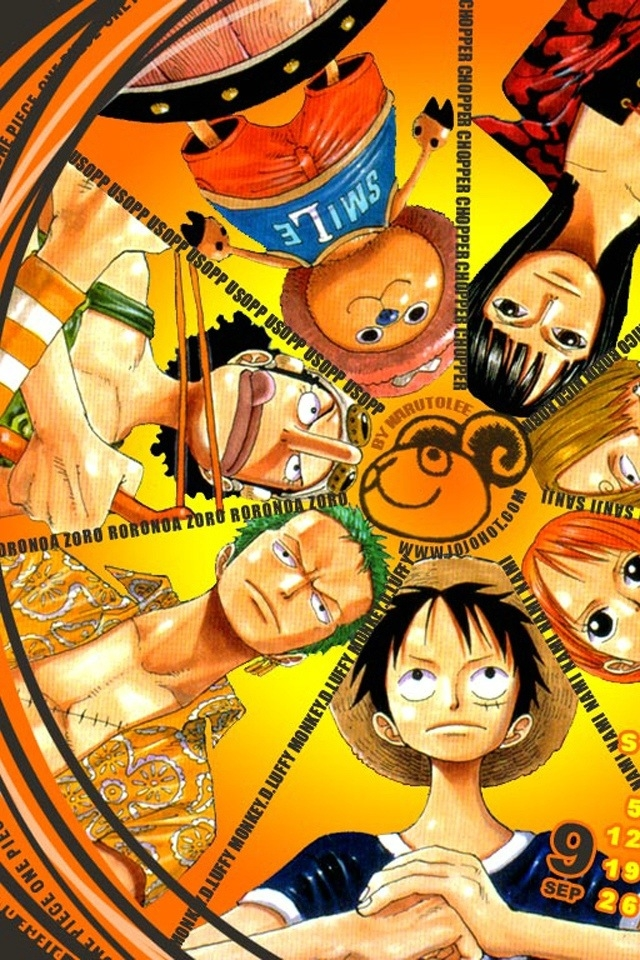 One Piece Wallpapers Hd Iphone Photo Video Apps By Point Studio