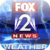 FOX 2 Weather St. Louis For iPad - KTVI icon