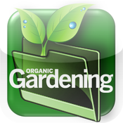 Organic Gardening Planting Planner icon