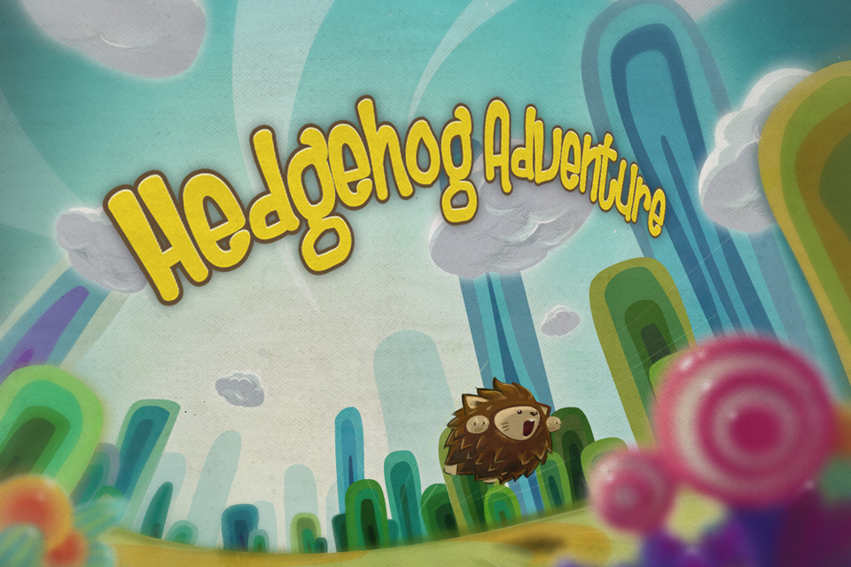 Hedgehog Adventure- Experiments
