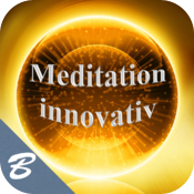Meditation innovativ icon