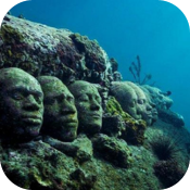 10 Coolest Underwater Places icon