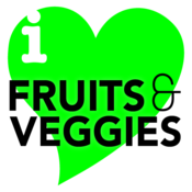 i Heart Fruits and Veggies HD - Fruit and Vegetable Nutrition Tracker icon