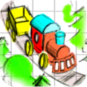 Doodle Train icon