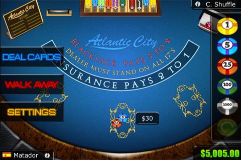 Blackjack World Pro ~ 21 Card Counter & Casino Blackjack Simulator