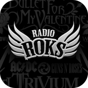 Radio ROKS Ukraine icon
