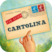 Cartolina icon