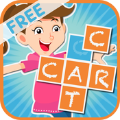 Kids Crosswords Free icon