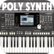 Poly synth (low latency) icon