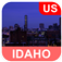 Idaho, USA Offline Map