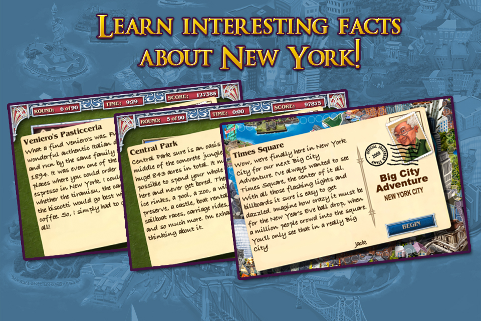 Big City Adventure: New York City (Full) screenshot 3