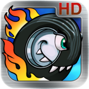 Mad Wheels HD Review icon