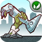 Robots vs Zombies icon