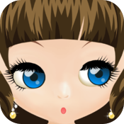Dress Up - Dolls Salon icon