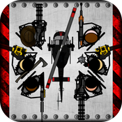 Zombie Squad - Gunship and Infantry Combat Rescue Team icon