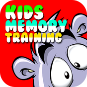 Kids Memory Training Ultimate icon