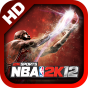 NBA 2K12 for iPad icon