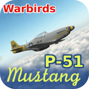Warbirds P-51 Mustang lite icon