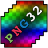 PNG文件转化器 PNG32 - Alpha Channel PNGs - Made easy! for Mac