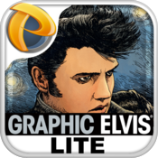 GRAPHIC ELVIS The Interactive Experience LITE icon