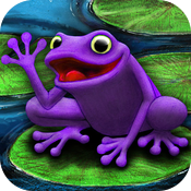 The Purple Frog icon
