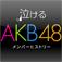 泣けるAKB48 メンバーヒストリー ~少女達の汗と涙の軌跡~
