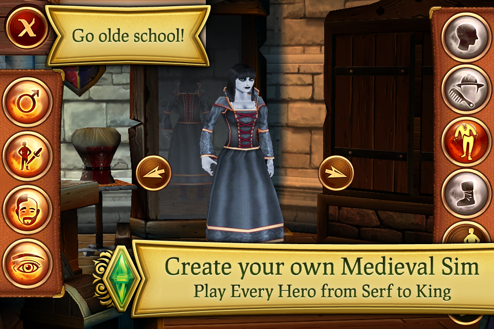 The Sims™ Medieval screenshot 1