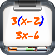 Simplifying Expressions - by Brainingcamp icon