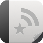 Reeder for iPad Review icon