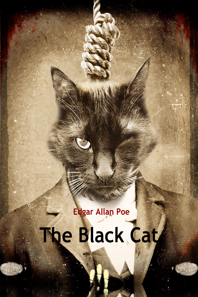 an analysis of emotions in the black cat by edgar allan poe