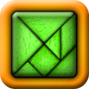 TanZen - Relaxing tangram puzzles icon