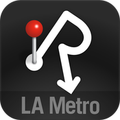 Routesy LA Metro - Los Angeles Real-Time Bus Arrivals icon