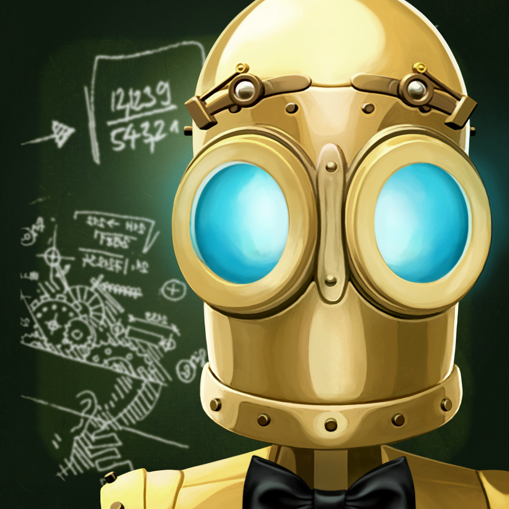 Clockwork Brain - Challenge your Mind with Fun Puzzles!