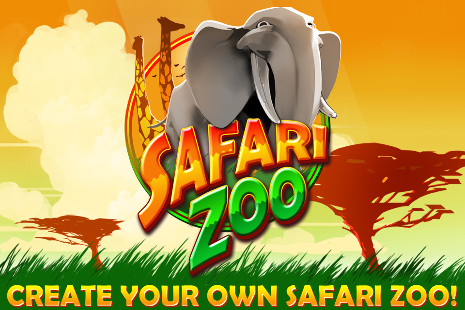 Safari Zoo screenshot 1