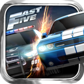 速度与激情5 Fast Five the Movie: Official Game